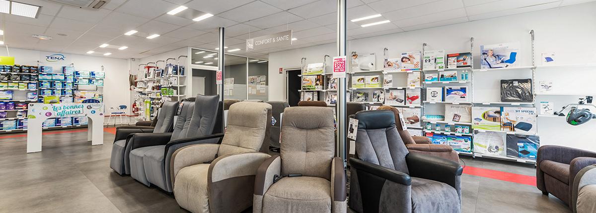 large gamme fauteuil de confort moteur bastide lyon champagne